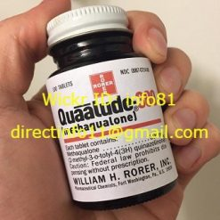 Where to Buy Quaaludes (Methaqualone) Pills Online