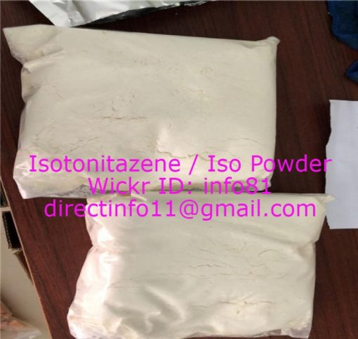 Where to Buy Isotonitazene Powder Online
